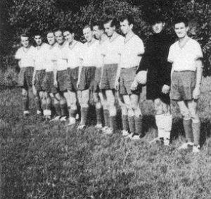 Aufstiegsmannschaft 1959