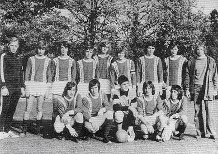 A-Jugend-Kreismeister 1973/74